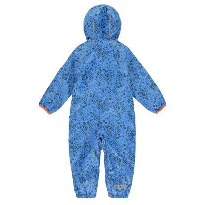 Ecosplash blue enchanted baby puddlesuit
