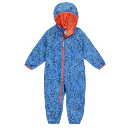 blue enchanted baby puddlesuit