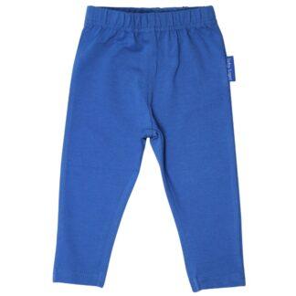 blue baby leggings