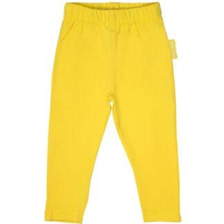 yellow baby leggings