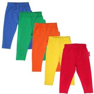 rainbow leggings bundle for baby