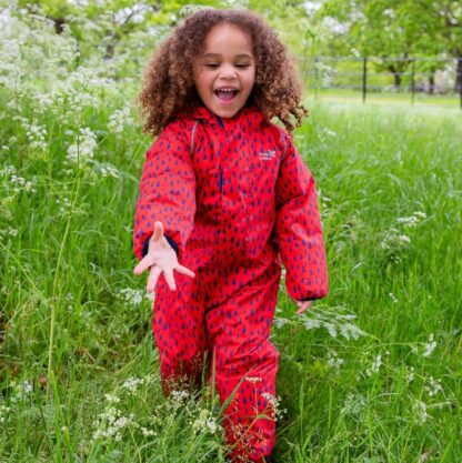 insulated Ecowarm baby puddlesuit