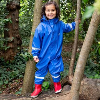 Rainy Day baby puddlesuit